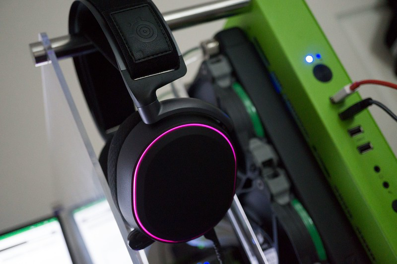 Check Your Headset