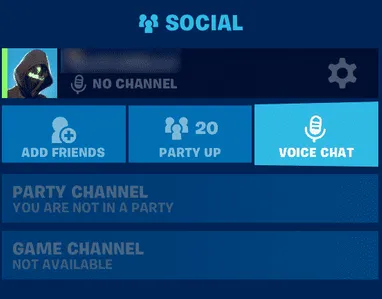 Go From Xbox Live Chat To Fornite Party Voice