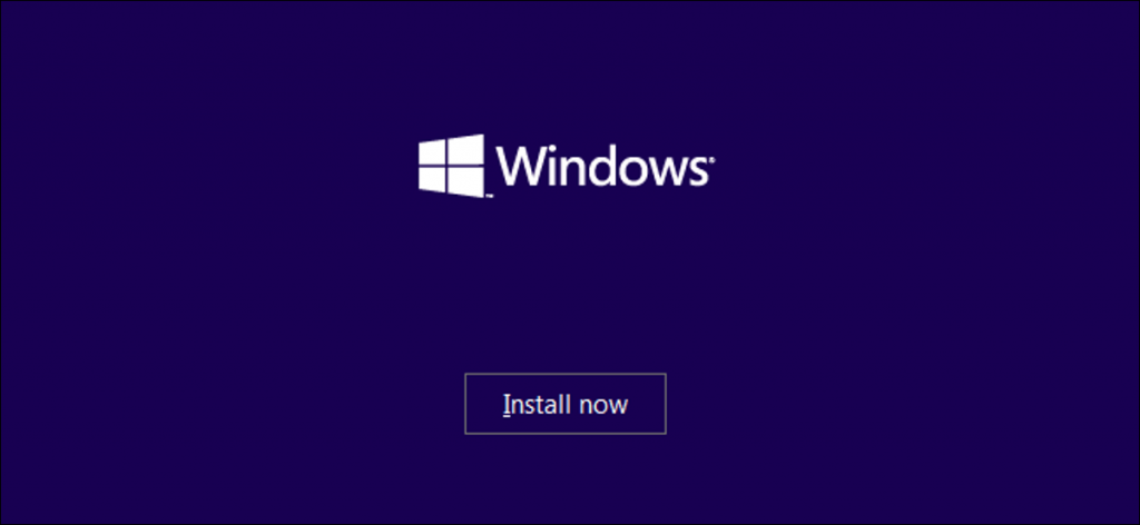 Reinstall The Operating System