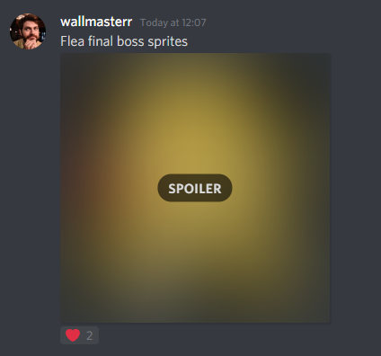 You can also add spoiler tags to your files or images