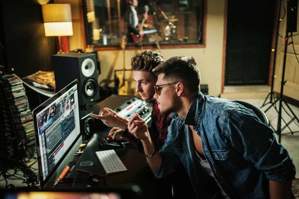 Job opportunities for music producers