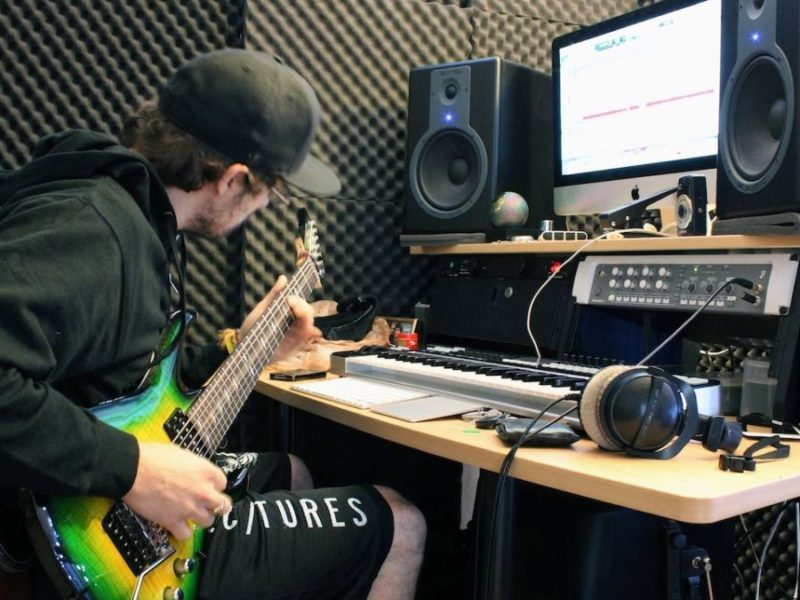 Take music production courses